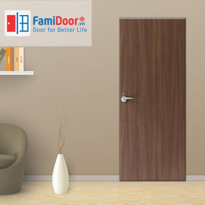 Cửa nhựa ABS New 01 ở Showroom Famidoor 0818.400.400