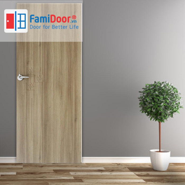 Cửa nhựa ABS New 11 ở Showroom Famidoor 0818.400.400