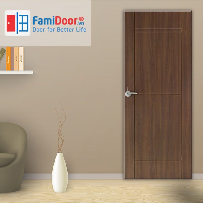 Cửa nhựa ABS New 12 ở Showroom Famidoor 0828.400.400