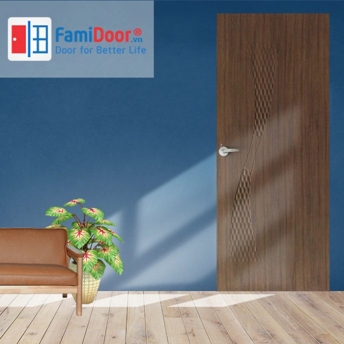 Cửa nhựa ABS New 13 ở Showroom Famidoor 0886.500.500