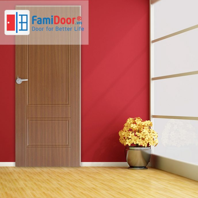 Cửa nhựa ABS New 14 ở Showroom Famidoor 0855.400.400