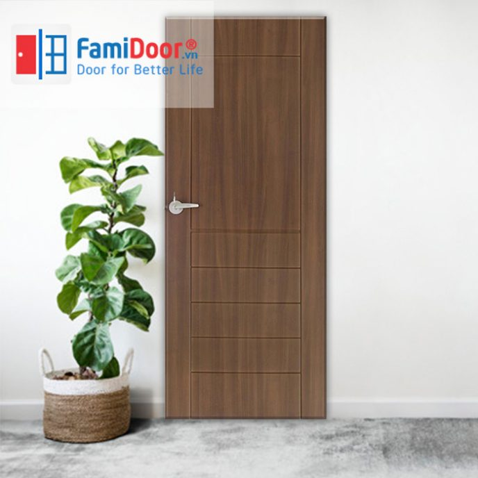 Cửa nhựa ABS New 03 ở Showroom Famidoor 0886.500.500